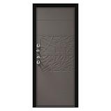 Входная металлическая дверь РобоТерморазрыв бетон, фото 2