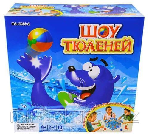 """Настольная игра """"Шоу тюленей"""""""