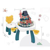 Pituso Стол для игры с конструктором в компл. с конструктором
