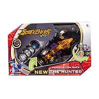 Машинка-трансформер Screechers Wild Хантер