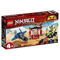 LEGO: Бой на штормовом истребителе Ninjago 71703