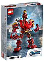 LEGO: Железный Человек: трасформер Super Heroes 76140
