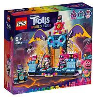 LEGO: Концерт в городе Рок-на-Вулкане Trolls 41254
