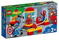 LEGO: Лаборатория супергероев DUPLO 10921