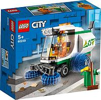 LEGO: Машина для очистки улиц CITY 60249
