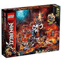 LEGO: Подземелье колдуна-скелета Ninjago 71722