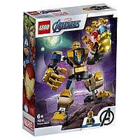 LEGO: Танос: трансформер Super Heroes 76141