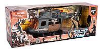 CHAPMEI 521003-2 Игровой набор Десантный вертолет (1 фигура)