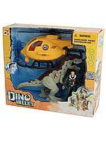 CHAP MEI / Набор охота на Тираннозавра на вертолете