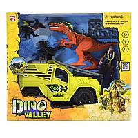 CHAP MEI / Набор: Охотник на динозавра на джипе