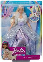 Кукла Barbie Dreamtopia Зимняя принцесса GKH26