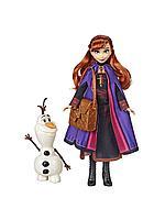 Кукла Анна с аксессуарами ХОЛОДНОЕ СЕРДЦЕ 2 Hasbro Disney Princess