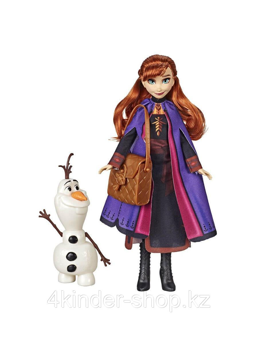 Кукла Анна с аксессуарами ХОЛОДНОЕ СЕРДЦЕ 2 Hasbro Disney Princess - фото 1