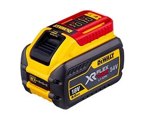 Аккумулятор DEWALT FLEXVOLT DCB547 18В, 9Ач / 54В, 3Ач