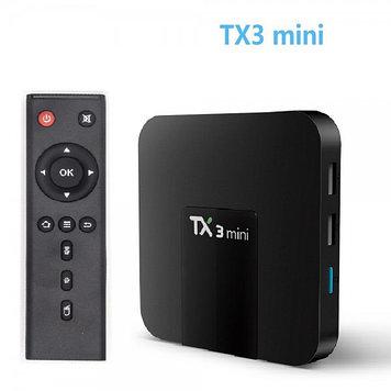 Приставка Android TV TX3 mini