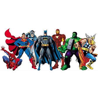 Фигурки героев фильмов и комиксов