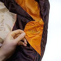 Спальный мешок North 49 Canadian, компактный, легкий, кокон -10, 0, +5