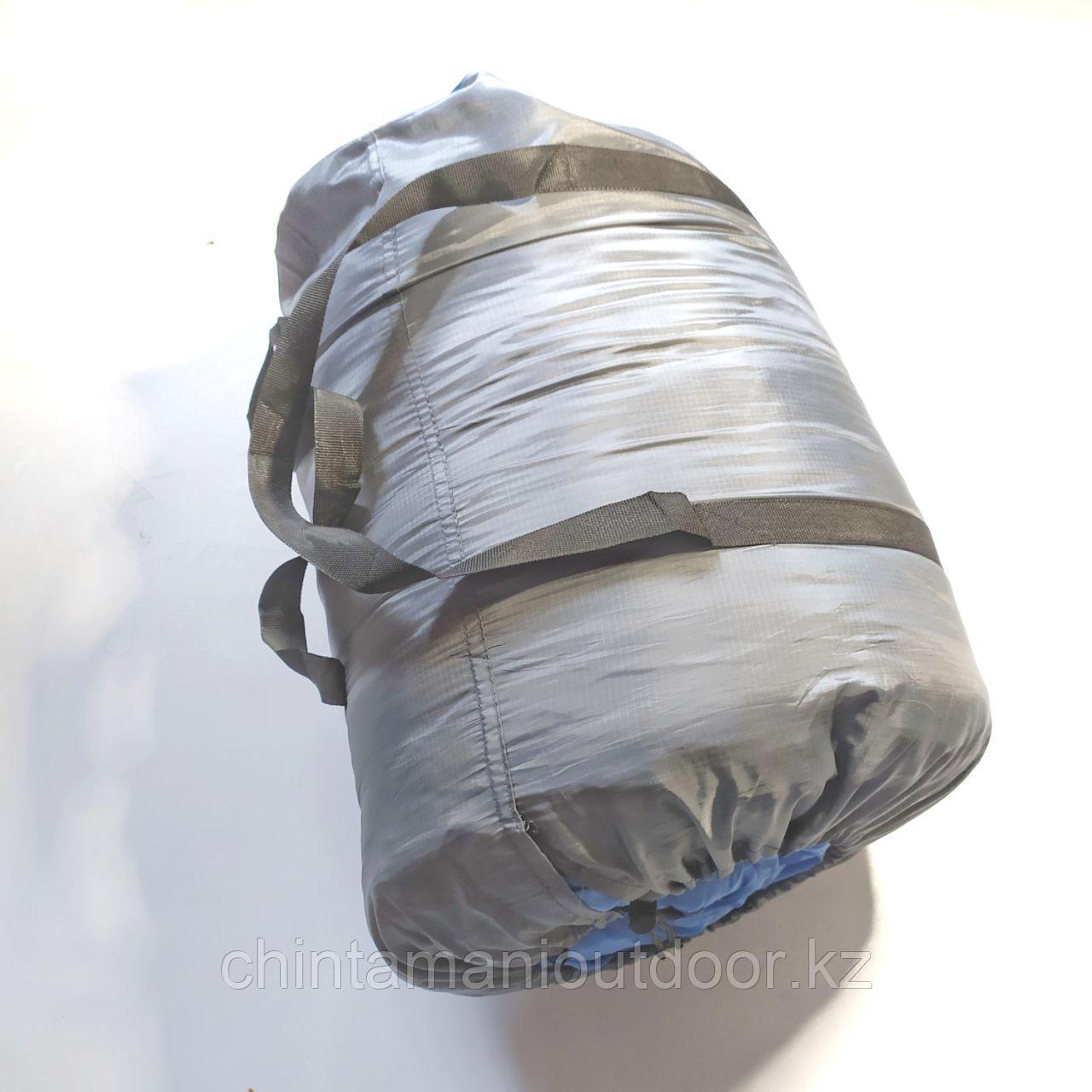 Спальный мешок зимний, шириной 1 м, качественный, новинка -25, -10, 0 - фото 3