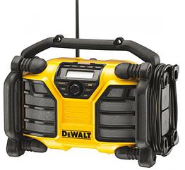 Зарядное устройство с радио DEWALT DCR017
