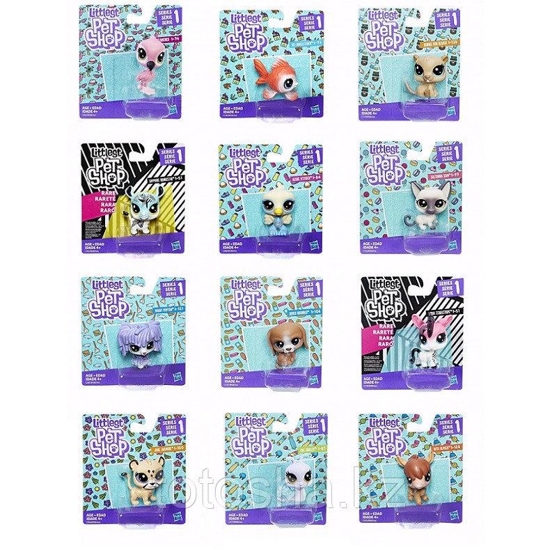 Фигурки Littlest Pet Shop Зверюшка (в ассортименте)