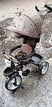 Детский трёхколёсный велосипед Барс Т 010, фото 6