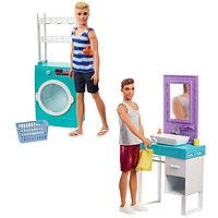 Barbie® Ken и набор мебели