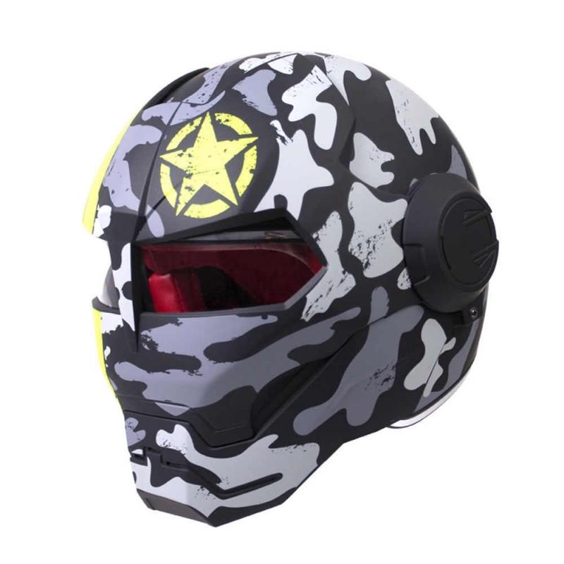 Soman 515 мотоциклетный шлем