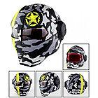 Soman 515 мотоциклетный шлем, фото 2