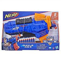 Бластер Nerf Elite Rukkus ICS-8 Элит Руккус ICS-8 , E2654