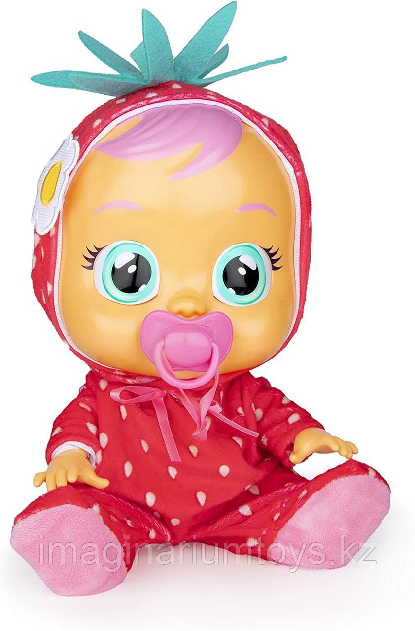 Кукла Cry Baby плачущая Элла с запахом клубники - фото 1