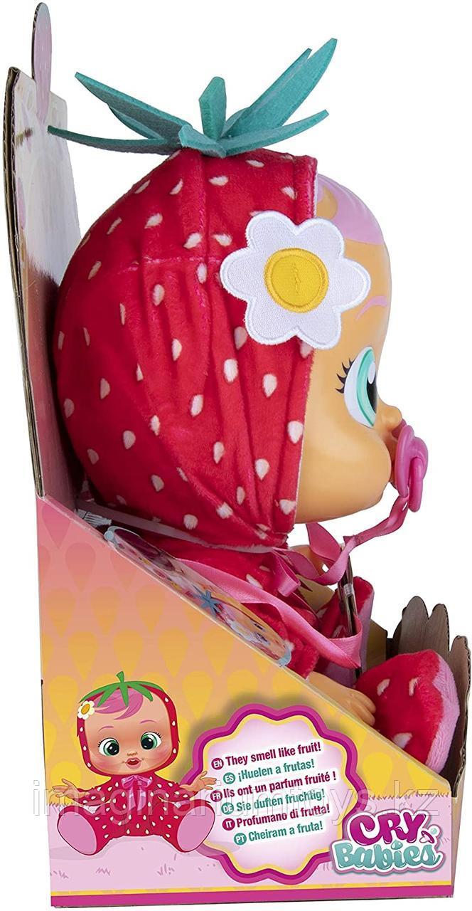 Кукла Cry Baby плачущая Элла с запахом клубники - фото 2