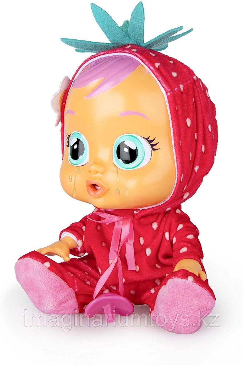 Кукла Cry Baby плачущая Элла с запахом клубники - фото 5