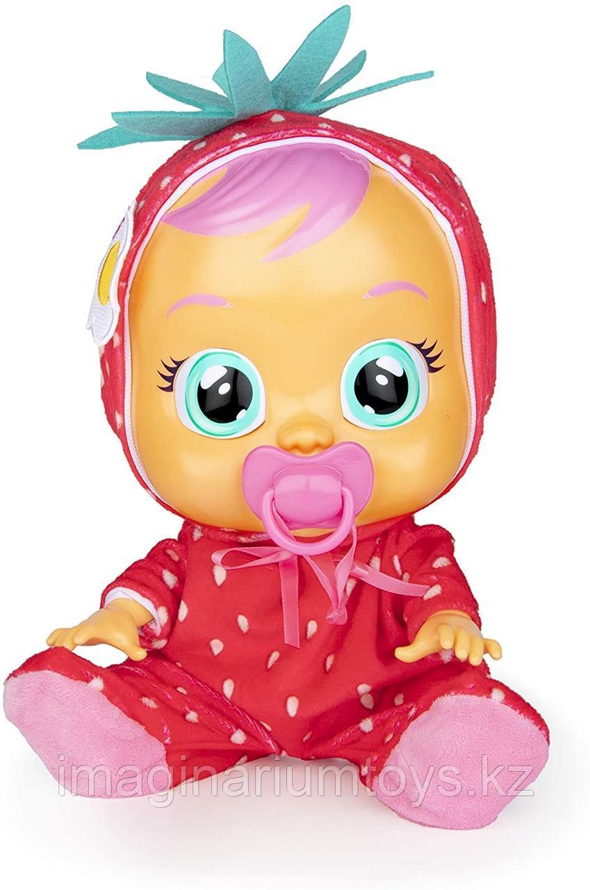 Кукла Cry Baby плачущая Элла с запахом клубники - фото 7