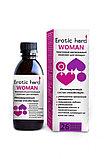 Концентрат Erotic hard WOMAN для повышения либидо и сексуальности, 250 мл, фото 2