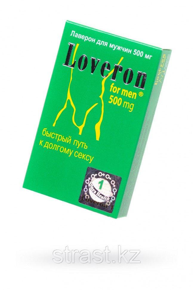 Возбудитель Loveron for men (Лаверон для мужчин) 1 шт.