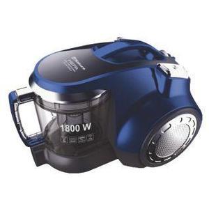 Пылесос SAKURA SA-8313BL 1800Вт б/м  HEPA  син метал