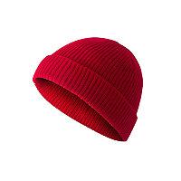 Шапка зимняя / Шапка Бини / Однотонные шапки