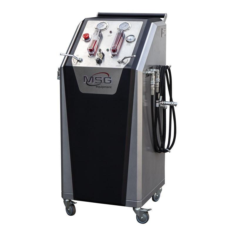 MS603N - 220V – стенд для диагностики и промывки агрегатов рулевого управления