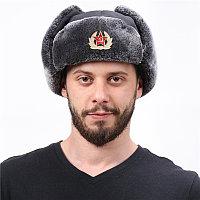 Шапка Ушанка / Зимняя шапка / Шапка СССР