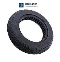 Бескамерная шина покрышка для электросамокат (без отверстиями,10x2/2.5)