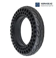 Бескамерная шина покрышка для электросамоката, с отверстиями,10x2.0/2.5)