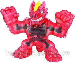 Гуджитсу Дракон Блейзагон тянущаяся фигурка Goo Jit Zu серия X-Ray