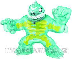 Гуджитсу акула Траш тянущаяся фигурка Goo Jit Zu серия X-Ray
