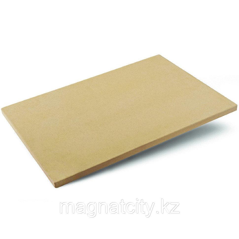 Пекарский-шамотный камень профессиональный (630х430х15мм)