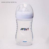 Бутылочка для кормления Natural, 260 мл, от 1 мес.