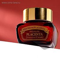 Омолаживающая плацентарный крем для лица 3W CLINIC Premium Placenta Intensive Cream, 50 мл