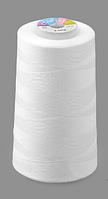Нитки Стартекс п/э 40/2 белый