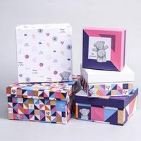 Набор коробок 5 в 1 'Геометрия', Me To You