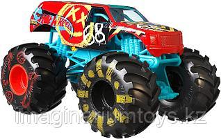 Машинка Монстр Трак Дерби Hot Wheels , масштаб 1:24