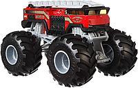 Машинка Монстр Трак Пожарный Hot Wheels , масштаб 1:24